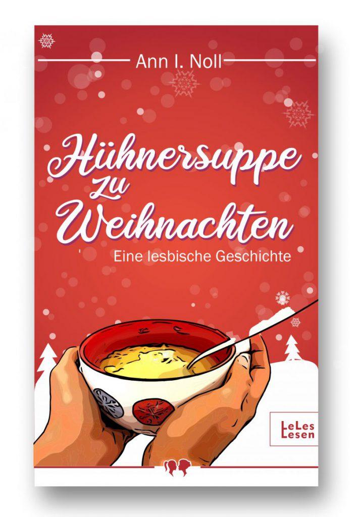 Cover Hühnersuppe zu Weihnachten